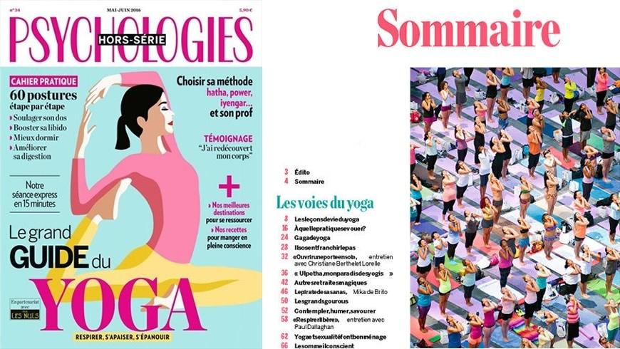 Le Grand guide du Yoga