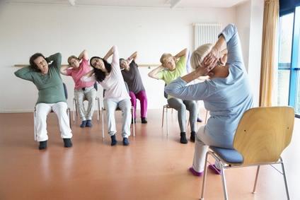 Yoga chaise La Rochelle Yoga assis